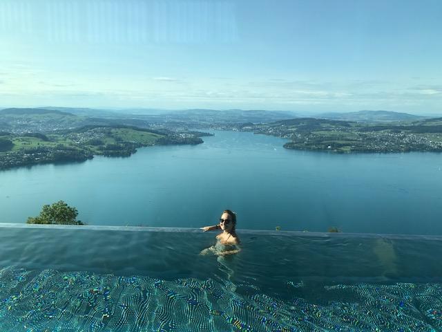 Switzerland, Burgenstock, Lucerne &Lugano